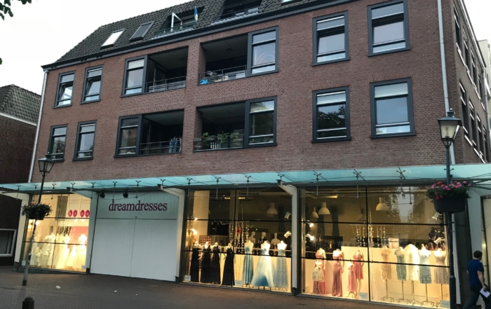 Intercity Real Estate Management sluit een langjarige huurovereenkomst met Dreamdresses