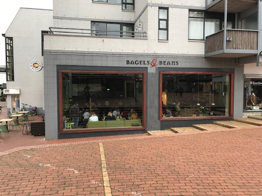 Nieuwe huurovereenkomst met Bagels & Beans