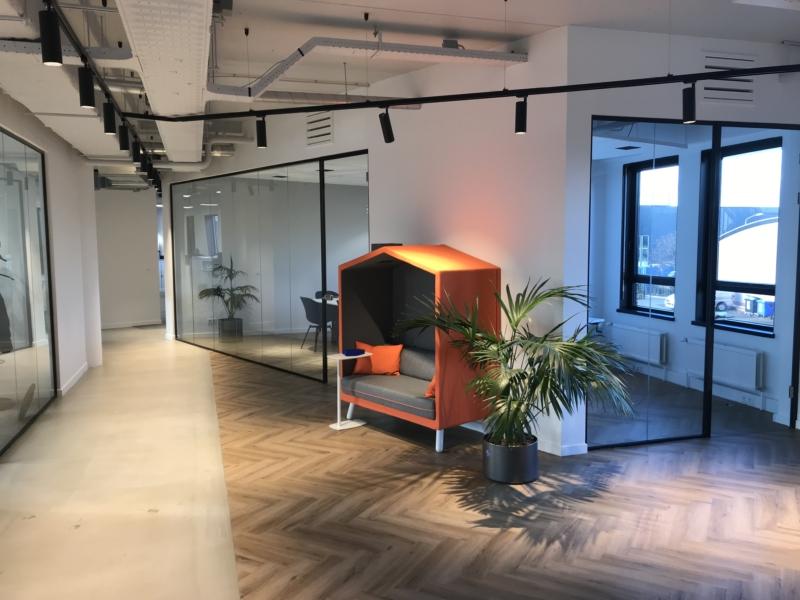 Nieuw duurzaam kantoor Intercity Real Estate Management