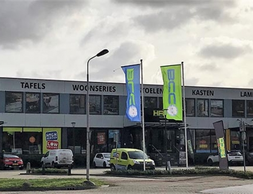 Perifere retaillocatie verkocht op Woonboulevard Sliedrecht
