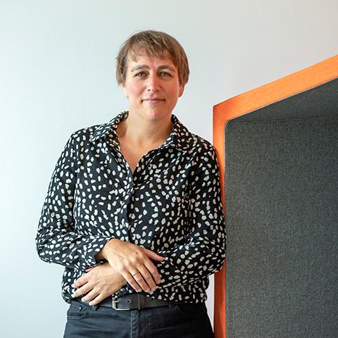 Bep van der Molen – Retail Manager