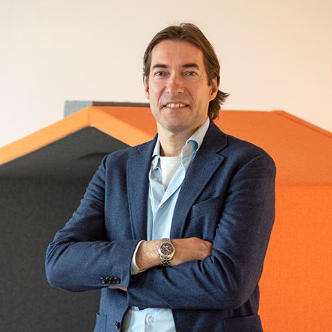 Bert van der Hoek – Director Real Estate