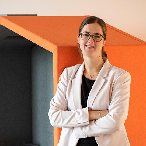 Sanne Dhaene – Junior Property Accountant